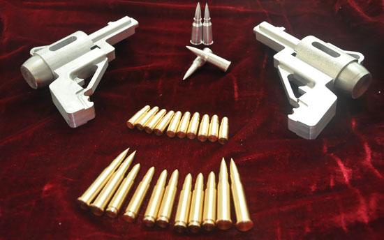 枪弹系列作品